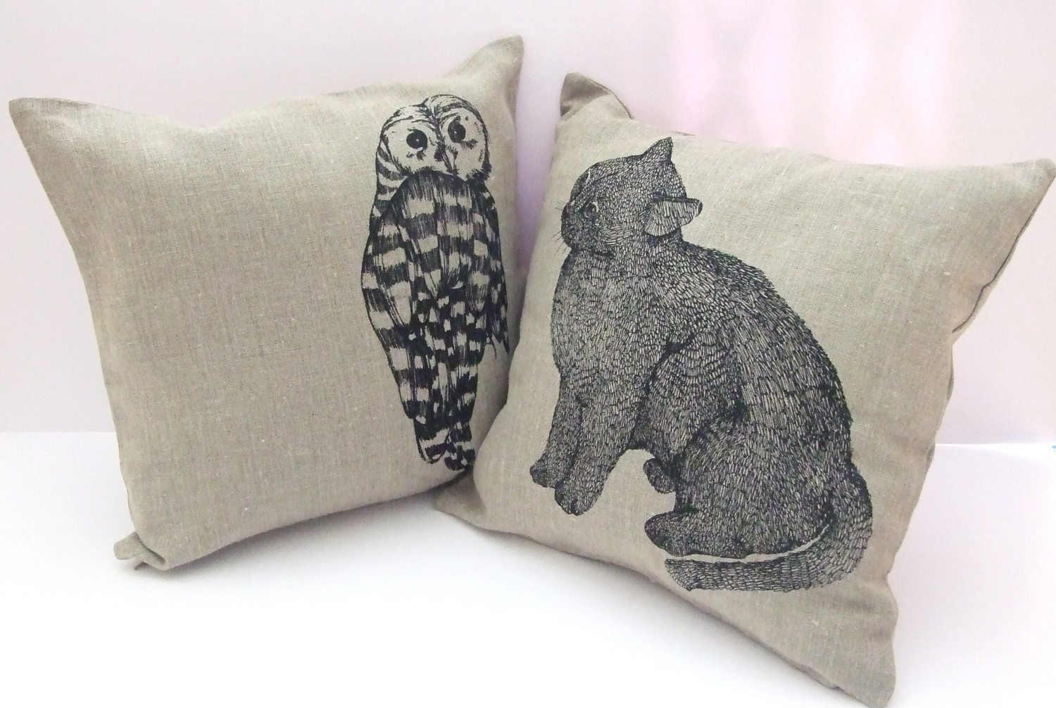 Cushions and Throw Pillows ? The Best of Etsy Plough Your Own Furrow
