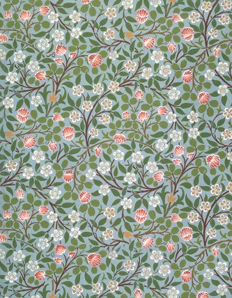 william morris clover