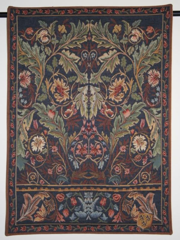 William morris tapestry corinthe