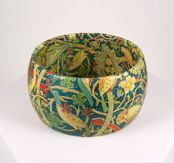 william morris bangle