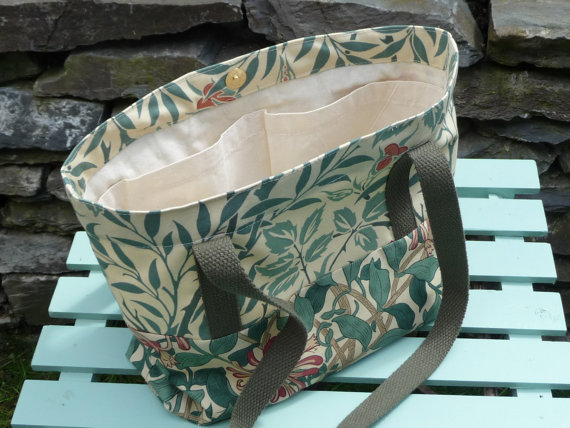 william morris tote