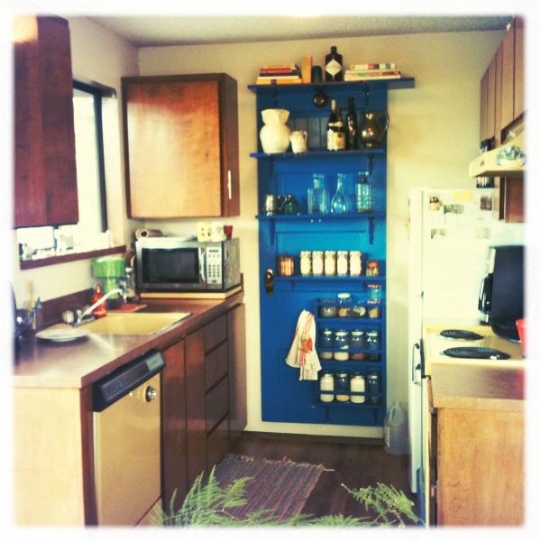 tardis kitchen