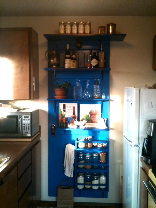 tardis kitchen shelf