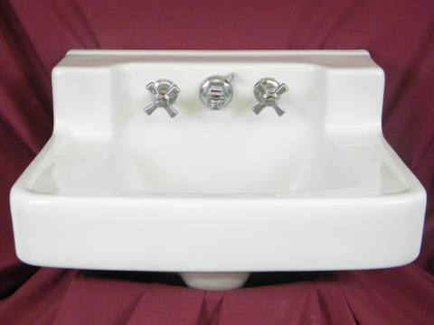 Vintage Style Wall Mount Bathroom Sink Osbdata Com  middot  Plough Your Own Furrow   One person making her way in the world. Pictures Antique Wall Mount Sink    Homes