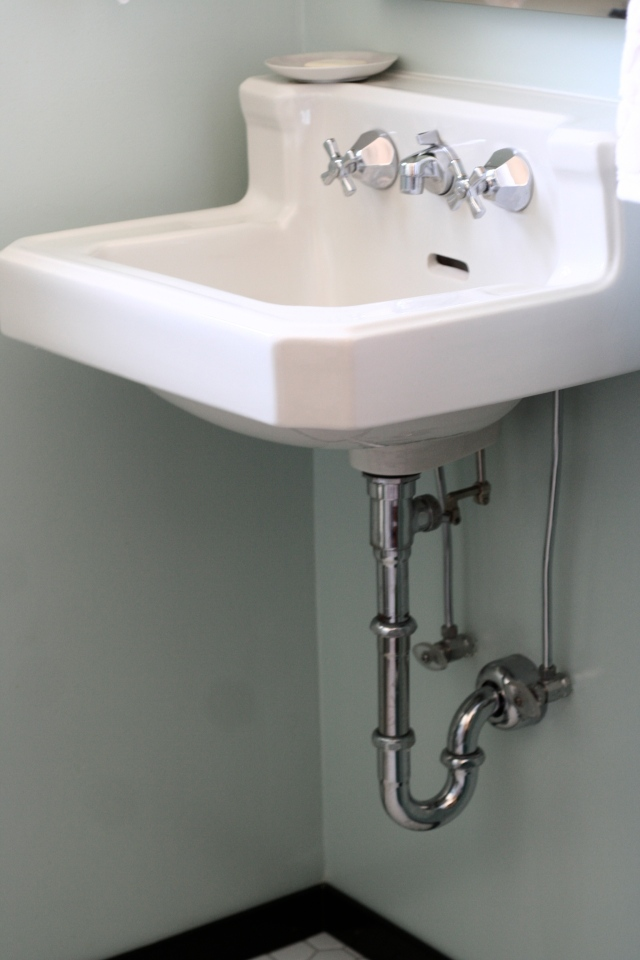 Classic Bathroom Sink Befon for